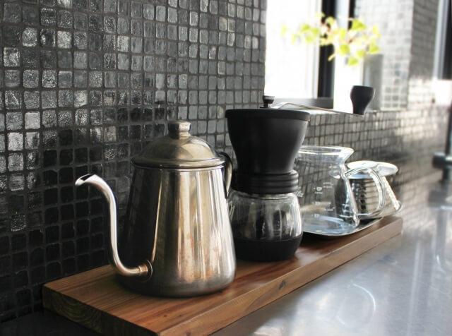 エスプレッソとドリップコーヒー
