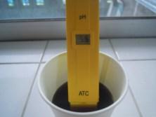 コーヒー pH