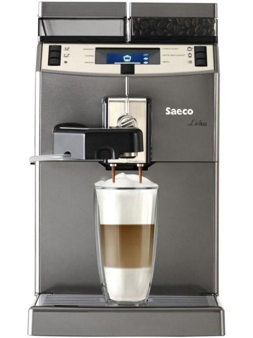 Automatinis kavos aparatas Saeco Lirika One Touch Cappuccino,