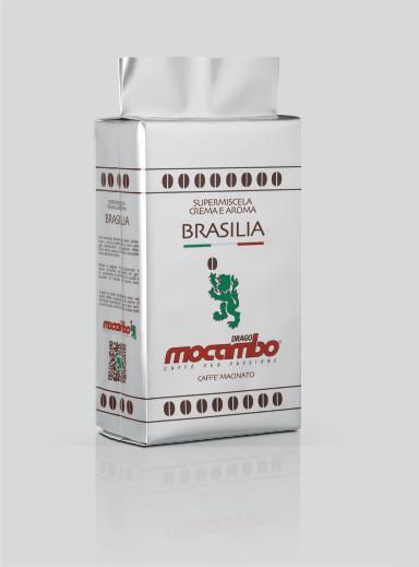 Malta kava Drago mocambo Brasilia 250 g. Nr.128
