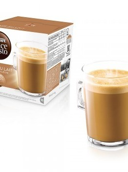 Kavos kapsulės 16 vnt. Nescafe Dolce Gusto CAFE AU LAIT Nr.45