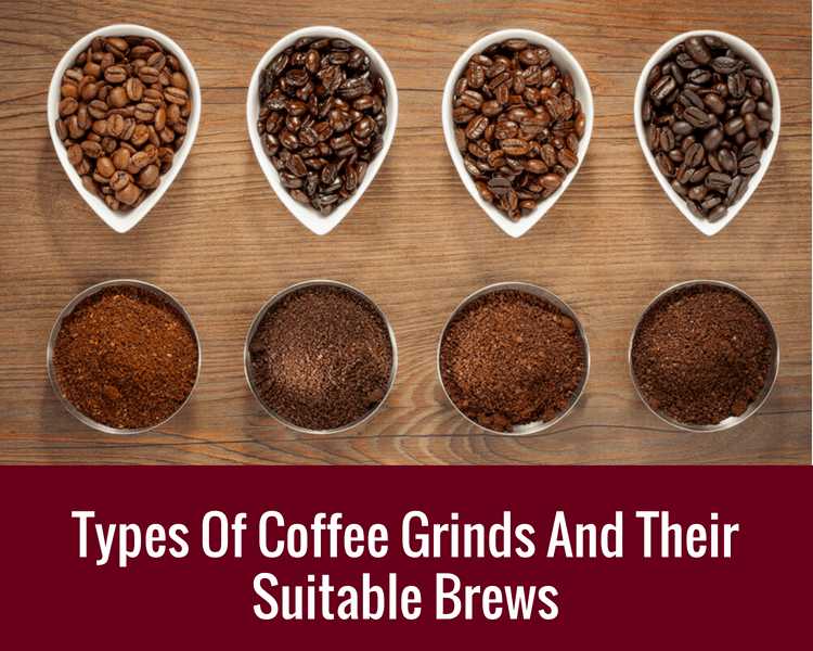 guide types of coffee