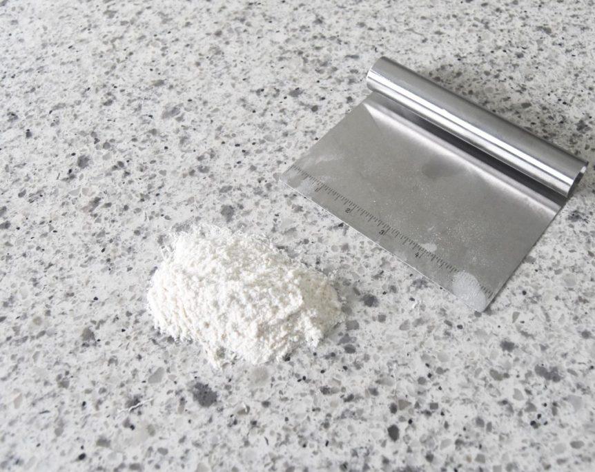 Dough Flour Clean Up