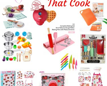 Kid's Cooking Gift Ideas