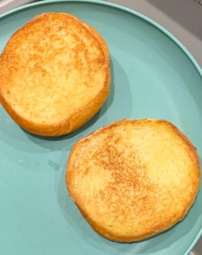 toasted brioche bun
