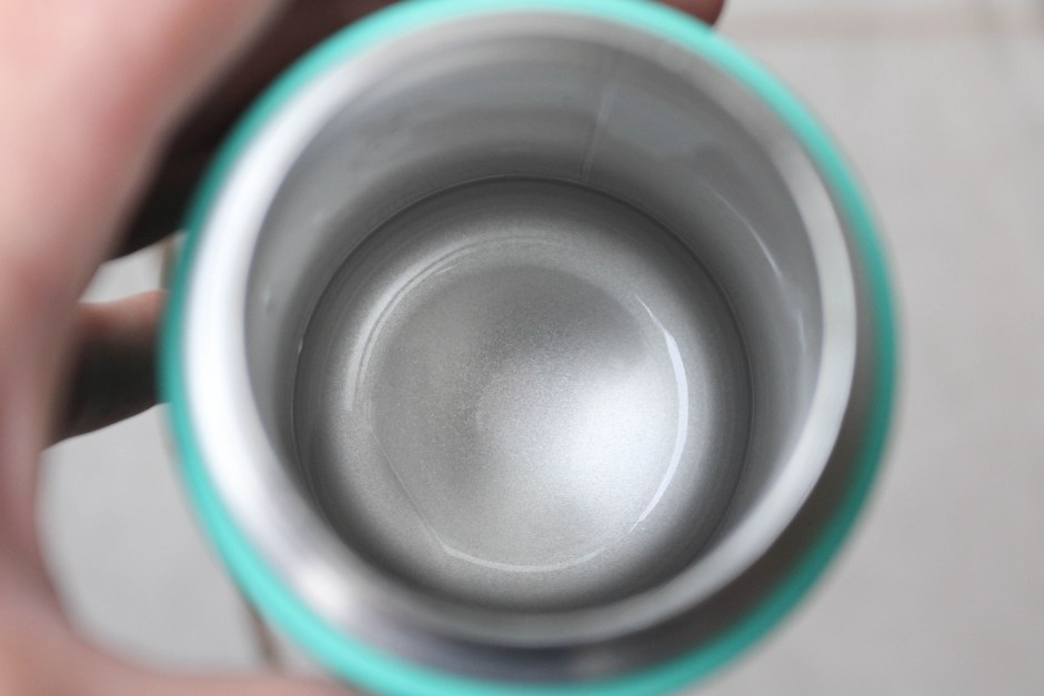 Cleaning your coffee container