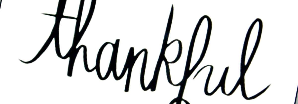 So Thankful