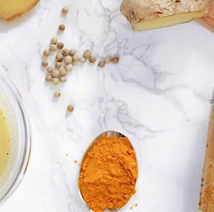 Wundermittel: Goldene Milch