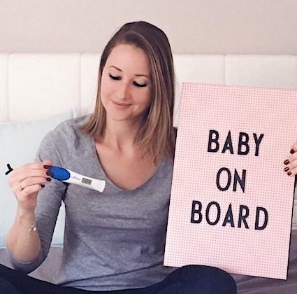 Life Update: Ich bin wieder schwanger