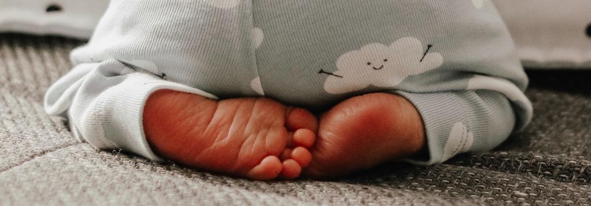Baby Update: 1 Monat große Louis-Liebe | das Wochenbett & meine Stillgeschichte