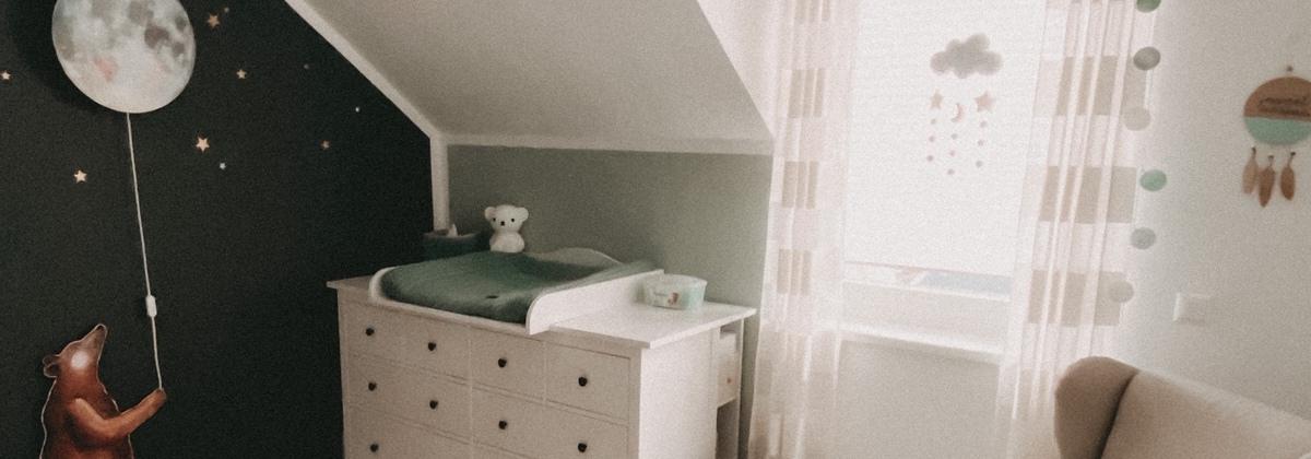 Roomtour durch Louis' Babyzimmer