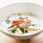 Recipe for Thai coconut soup