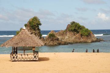 Puraran Beach, Philippines