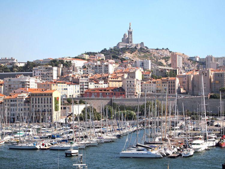Marseille, France | ©Tiia Monto / Wikimedia Commons