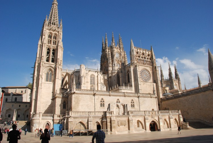 Spanish Architecture - Burgos Cathedral