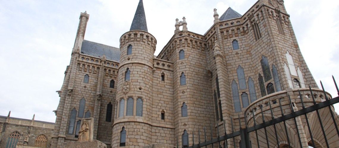 Gaudi's Episcopal Palace