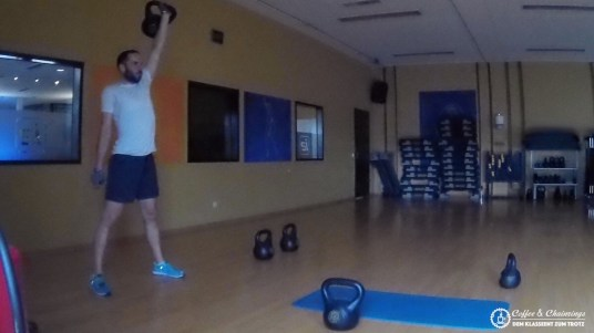 Kettlebell Training: Press