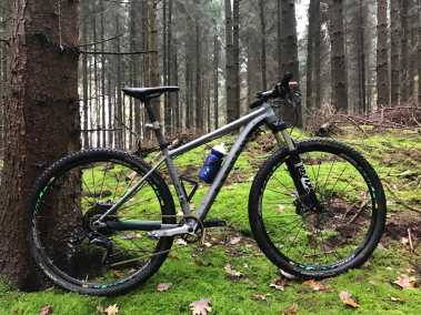 Grand Canyon AL SLX 7.9 custom