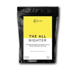 all nighter coffee blend