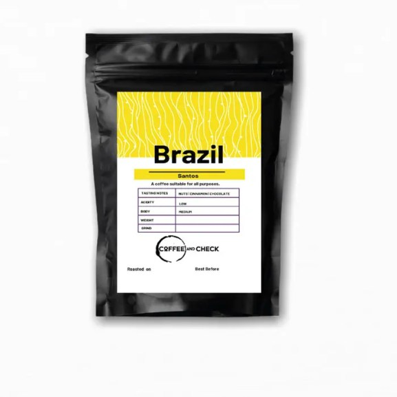 brazillian coffee beans