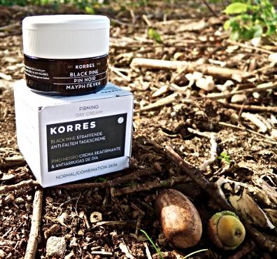 Currently Loving: Korres Black Pine