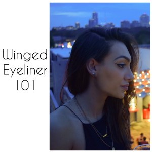 How To Easily Perfect Winged Eyeliner