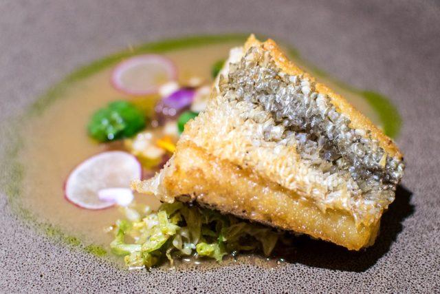 Bridge Dinner-New Zealand Blue Cod