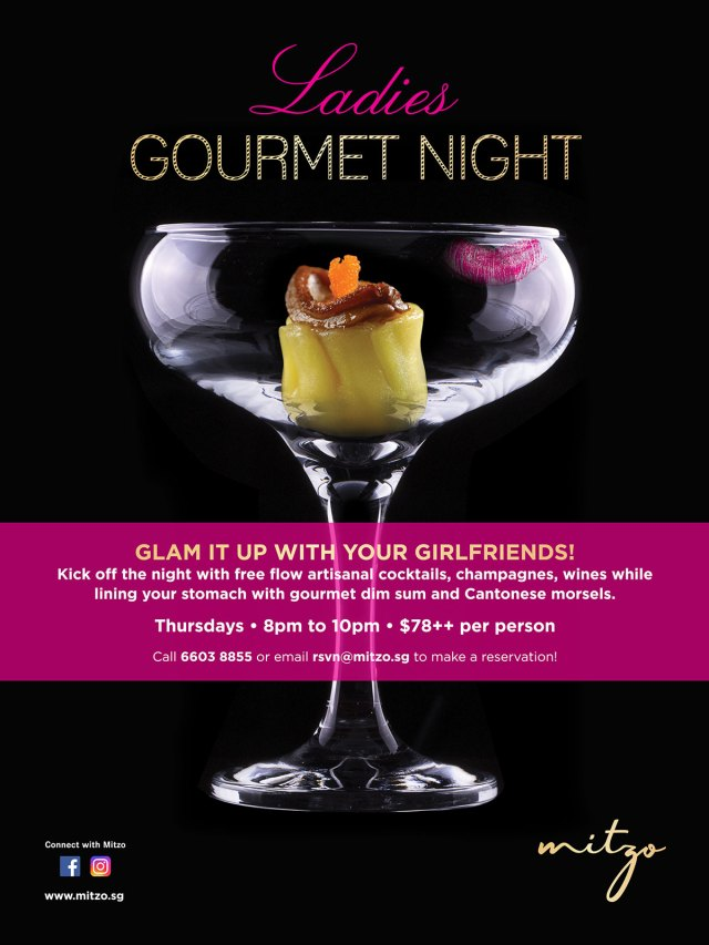 Mitzo Ladies Gourmet Night