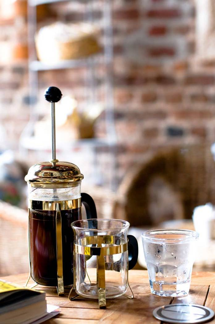 Coffee Brewing Techniques - French Press