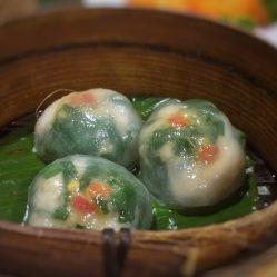 Yum Cha — Crystal Chives Dumpling