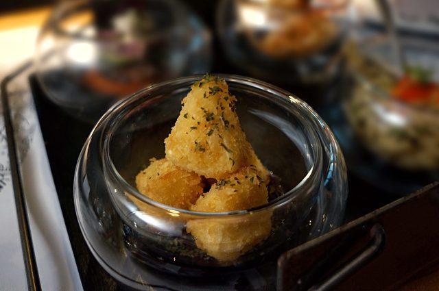 Museo — Deepfried Camembert Cheese
