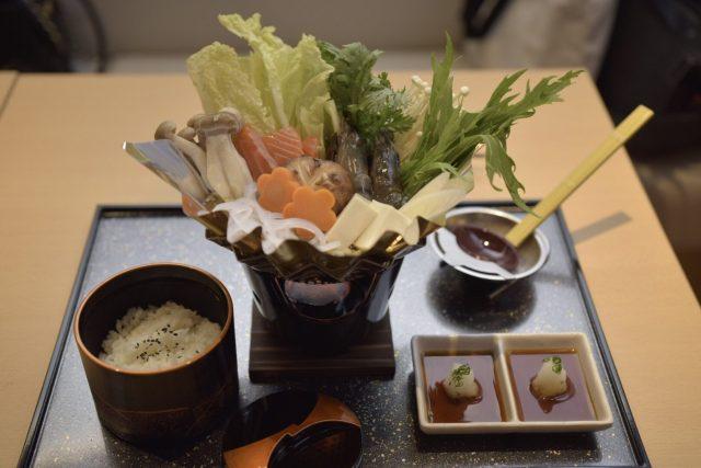 Misato — Seafood Kaminabe Set