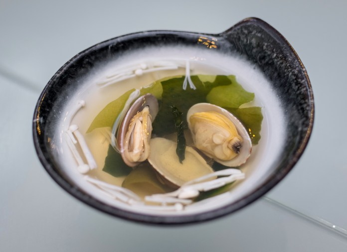 Maru Dine & Bar — Soup of the Day