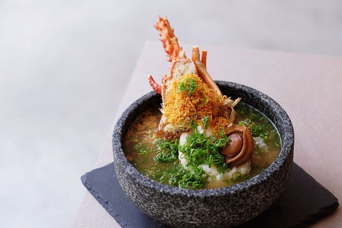 Beast & Butterflies — Lobster Porridge