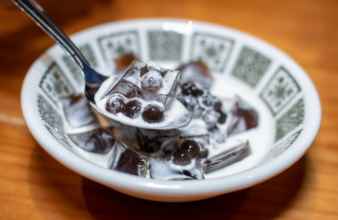 The Salted Plum — Red Tea Jelly