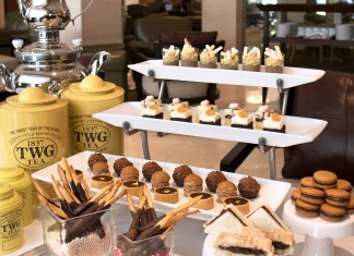 The Chocolate Divine English Afternoon Tea at L'Espresso
