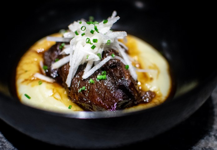 Le Binchotan — Braised Beef Cheeks