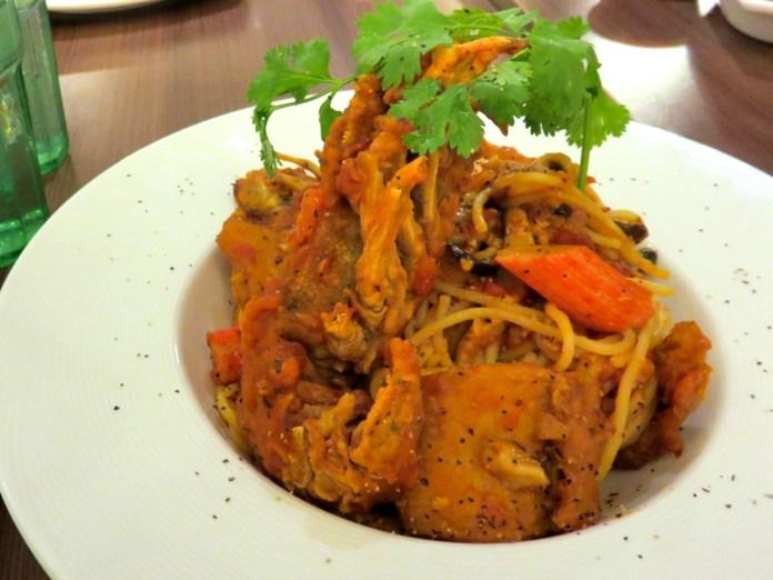 Swensen's - Crayfish Pasta