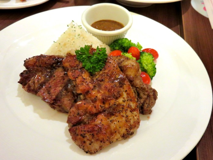Swensen's - We Meat Again Combo