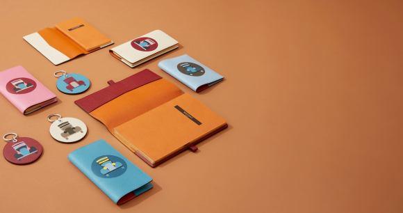 Moynat Mosaique Leather Marquetry Accessories | CoffeeAndHandbags.com #moynat #parisfashion #leathergoods #designeraccessories
