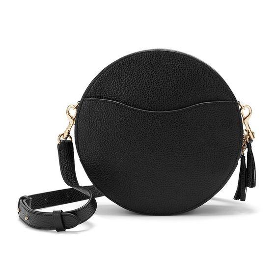 Cuyana Circle Crossbody Bag | Best Round Bags for Spring 2019 | CoffeeAndHandbags.com