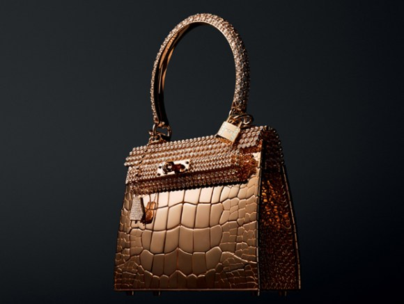 Hermès x Pierre Hardy Rose Gold and Diamond Kelly – $2 Million