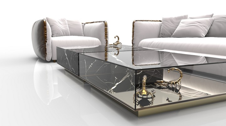 10 unique and unusual coffee tables