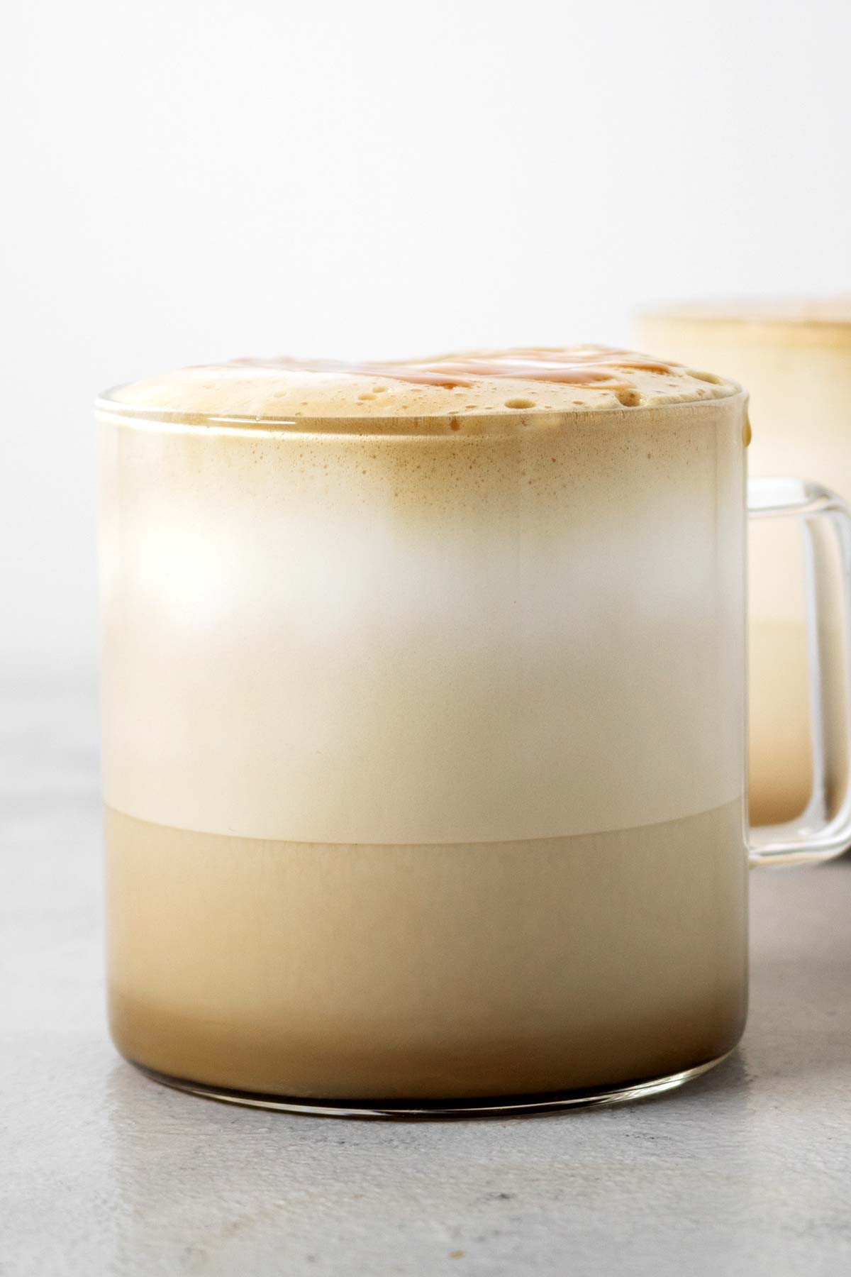 how to froth milk in a french press