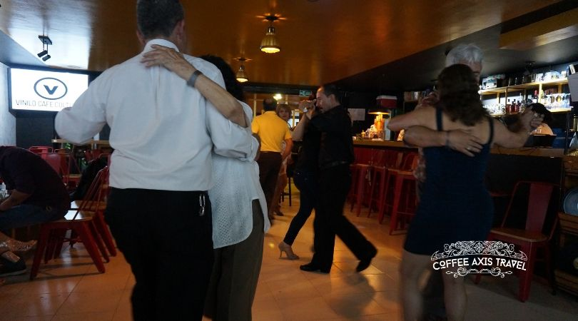 Why Does Colombia Love Tango
