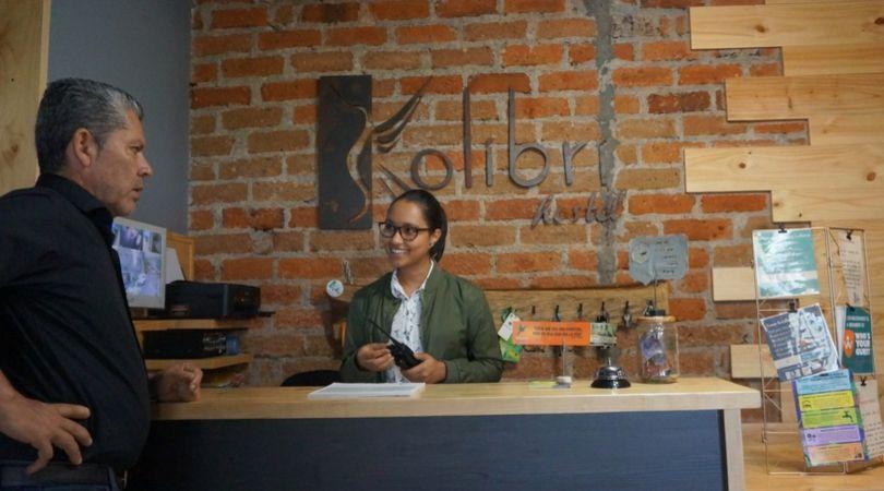 Eco-Hostal Kolibri – Leading the Coffee Region in Sustainability