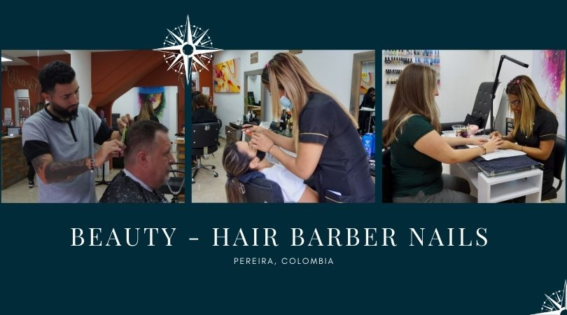 Hair Salon in Pereira Colombia