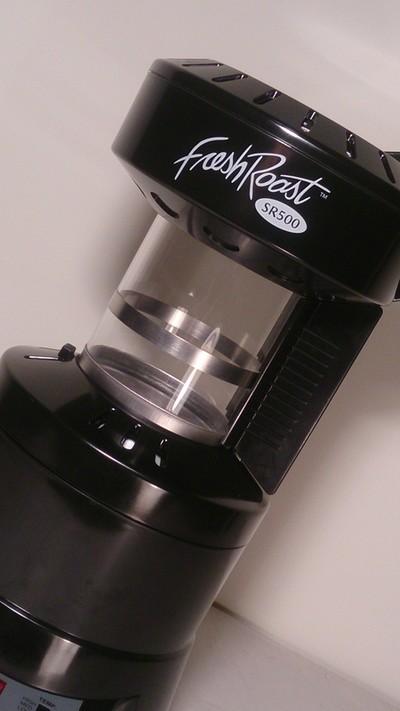Fresh Roast SR500 - 日晶企業有限公司