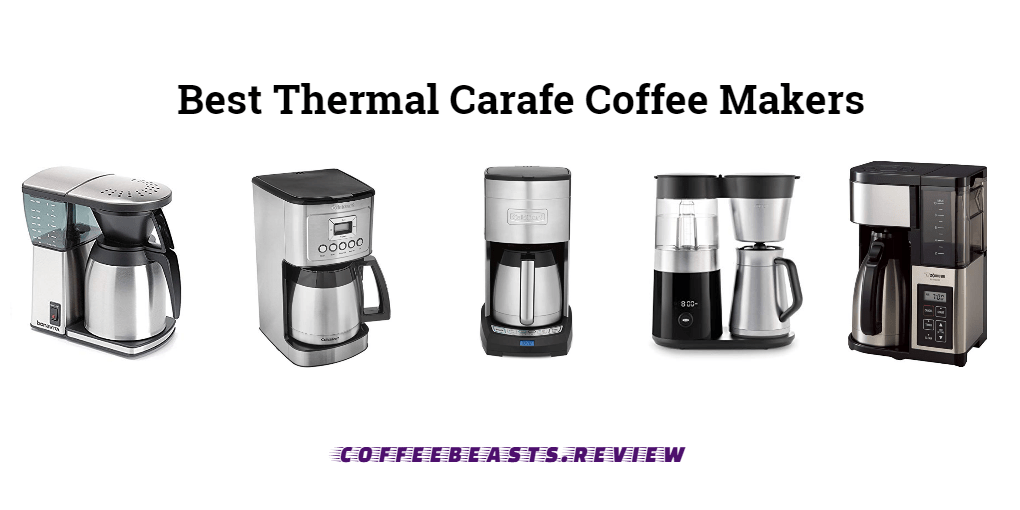 5 Best Drip Coffee Makers Without a Carafe: Reviews