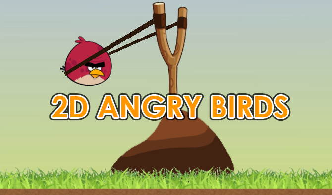 2d angry birds clone game tutorial unity3d c coffee break codes ab2 voltagebd Gallery